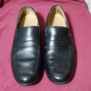Cole Haan Mens Black Loafers